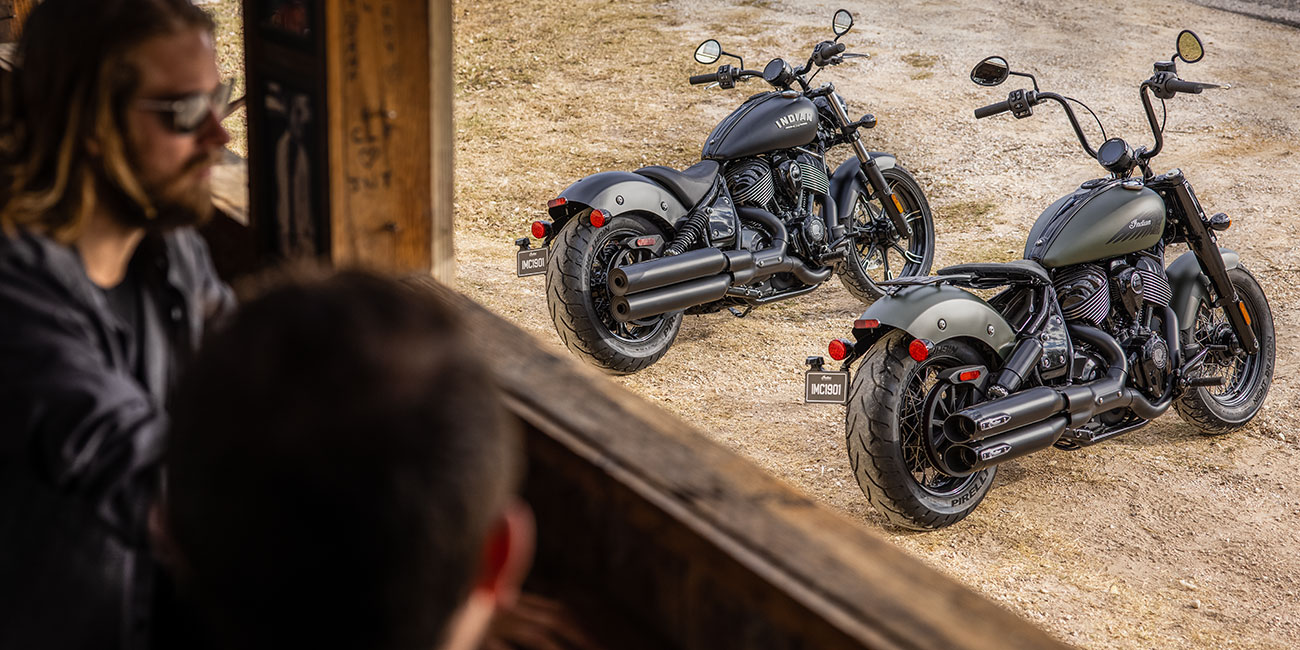 Chief Bobber Dark Horse